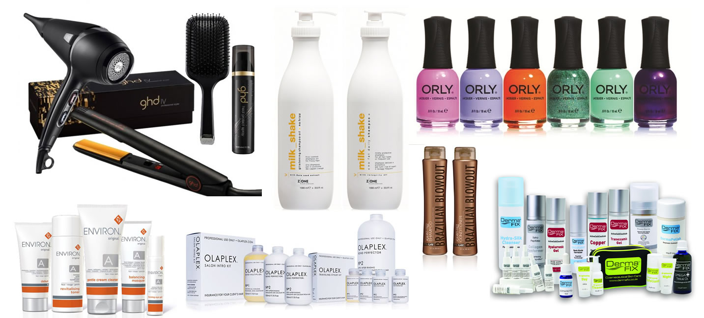 Product Brands We Use Franschhoek Hair And Beauty